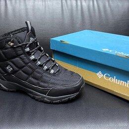 Ботинки - Ботинки Columbia зимние подростковые (р.38,39), 0