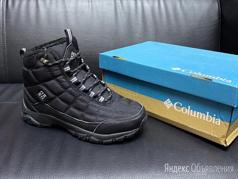 Ботинки Columbia зимние подростковые (р.38,39) по цене 2500₽ - Ботинки, фото 0