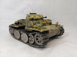 Сборные модели - Модель танка pz2j , 0