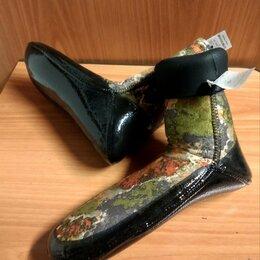 Гидрообувь - Носки Aquadiscovery Camo L'erba 9 мм. Размер 40-41. Усиленные, 0
