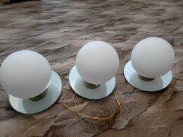 Люстры и потолочные светильники - светильники шары с зеркальными отражателями, 0
