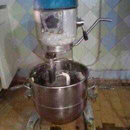 Тестомесильные и тестораскаточные машины - тестомесильная машина 30 литров, 0