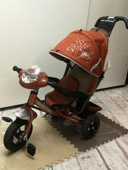 Трехколесные велосипеды - Детский велосипед Lexus Racer Trike Air MS-0536, 0