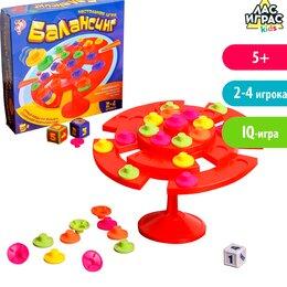 Игровые столы - Настольная игра на равновесие «Балансинг», 0
