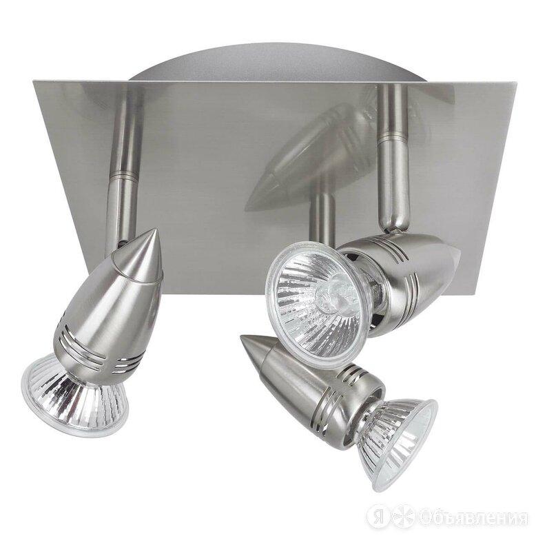 Спот Paulmann Рондел 3654 по цене 3372₽ - Люстры и потолочные светильники, фото 0