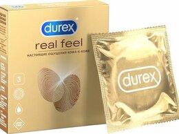 Презервативы - Презервативы Durex RealFeel 3 шт, 0