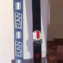 Горные лыжи - Горные лыжи Elan RC 05 c креплением Marker, 0