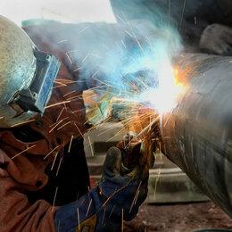 Сырьё и производство - Бригады сварщиков монтажников, 0