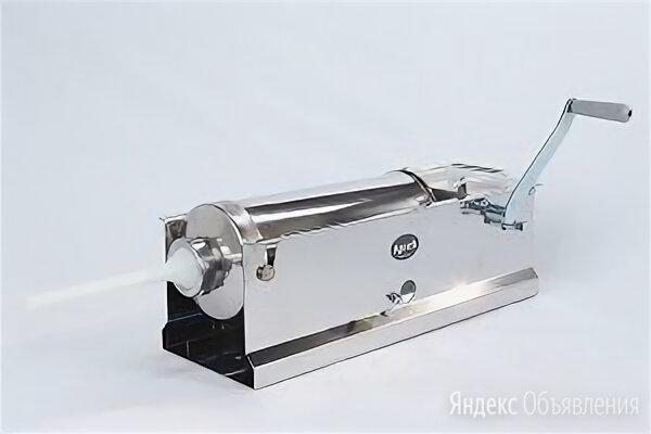 Шприц колбасный Apach ASF14 по цене 66990₽ - Сено и наполнители, фото 0