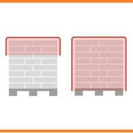 Упаковочное оборудование - Стрейч худер для упаковки поддонов с продукцией в капюшон из пленки, 0
