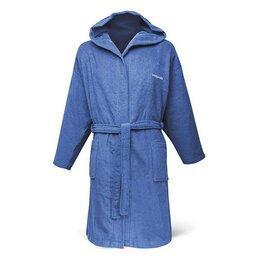 Домашняя одежда - Халат HEAD Детский, с капюшоном и карманами, из хл, 0