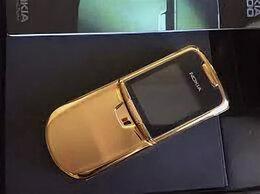 Мобильные телефоны - Nokia 8800 gold edition Оригинал, 0