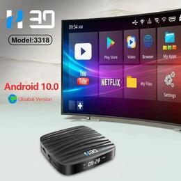 ТВ-приставки и медиаплееры - Смарт-ТВ приставка 4/64 4К, 0