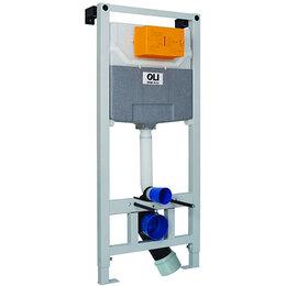 Унитазы, писсуары, биде - Система инсталляции 120 ECO Sanitarblock OLI 879236, 0