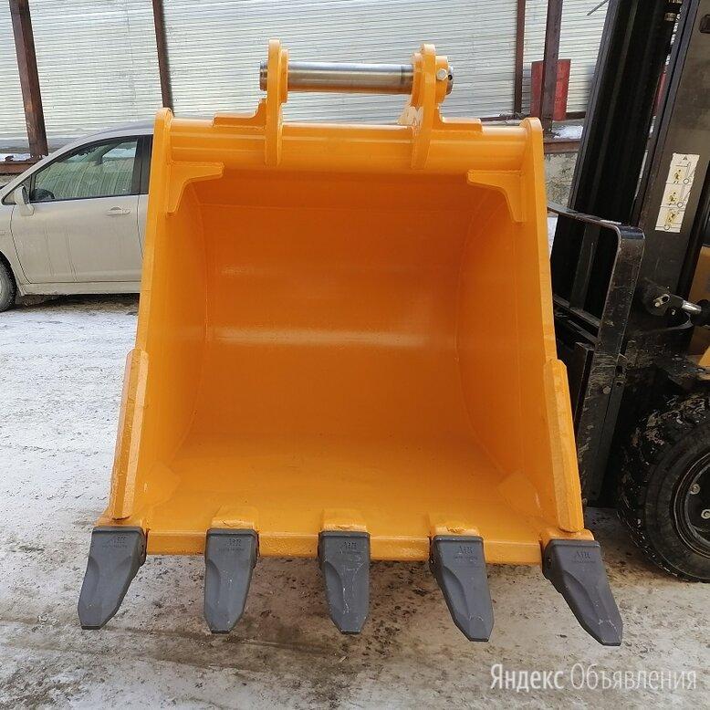 Скальный ковш экскаватора Хендай 320 330 360 380 по цене 1000₽ - Спецтехника и навесное оборудование, фото 0