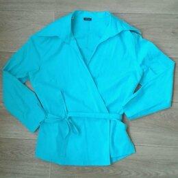Блузки и кофточки - Блузка 44 р. Хлопок, 0