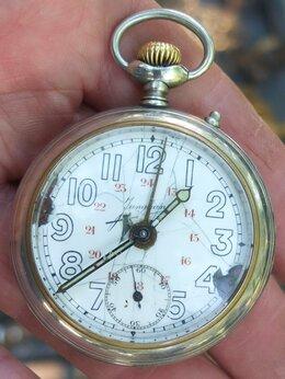 Карманные часы - часы Junghans , коллекционные, рабочее состояние, 0