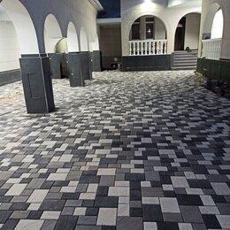 Тротуарная плитка, бордюр - Брусчатка Венеция гладкая от производителся, 0