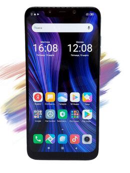 Мобильные телефоны - Xiaomi Pocophone F1 64 Gb, 0