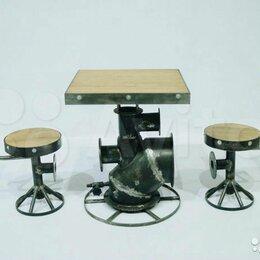 Столы и столики - стол обеденный из массива , 0