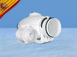 Вентиляторы - Бесшумный вентилятор канальный Soler Palau Испания, 0