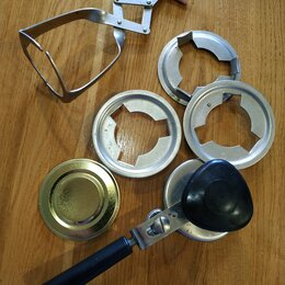 Консервные ножи и закаточные машинки - Набор для консервирования и стерилизации банок СССР, 0