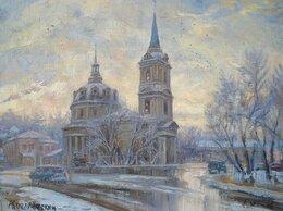 Картины, постеры, гобелены, панно - Церковь Вознесения Господня, 0