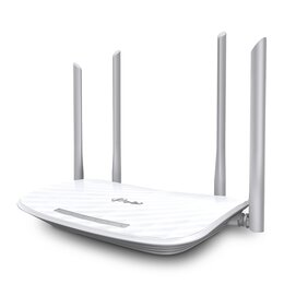 Проводные роутеры и коммутаторы - Гигабитный AC1200 Wi-Fi роутер TP-Link Archer C5…, 0
