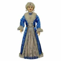 Новогодние фигурки и сувениры - Новогоднее украшение под елку кукла Снегурочка…, 0