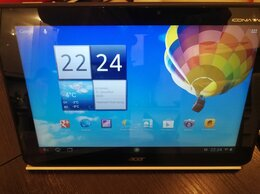 Планшеты - Acer a510, 0