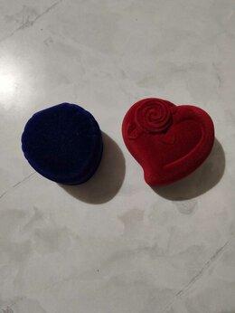 Подставки и держатели для украшений - Коробочки для обручальных колец, 0