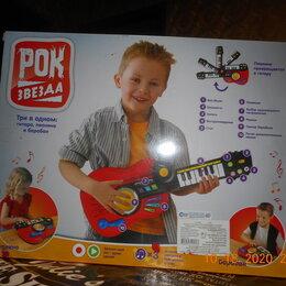 Детские музыкальные инструменты - Интерактивный музыкальный инструмент, 0