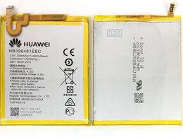 Аккумуляторы - Аккумулятор (АКБ) HB396481EBC для Huawei Honor…, 0
