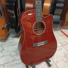 Акустические и классические гитары - Акустическая гитара, 0