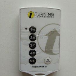 Аксессуары для проекторов - Пульт Turning Technologies ResponseCard LT, 0