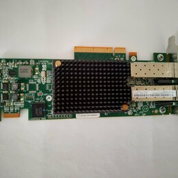 Сетевые карты и адаптеры - Сетевой адаптер  Emulex 16Gb FC Dual-port HBA, 0
