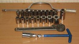 Торцевые головки и ключи - Набор инструмента 23 предмета + подарок , 0
