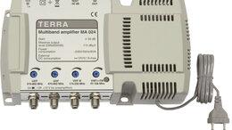 Усилители и ресиверы - Усилитель для эфирного цифрового тв, Terra MA 024, 0