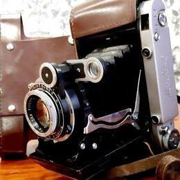 Пленочные фотоаппараты - Москва 5. Отличное рабочее состояние, в футляре, 0