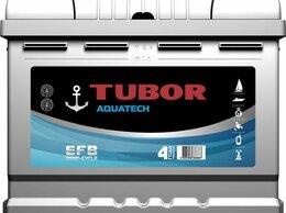 Аксессуары и комплектующие - Аккумулятор TUBOR AQUATECH, 0