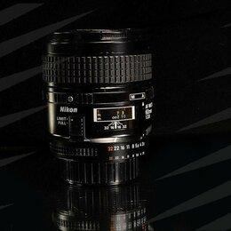 Объективы - Nikon AF 60mm F/2.8 MICRO // 2331 📷📷📷👍 , 0