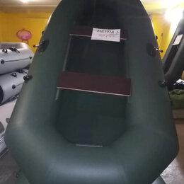 Надувные, разборные и гребные суда - Лодка новая ПВХ Нерпа 3 борт 370 мм, 0