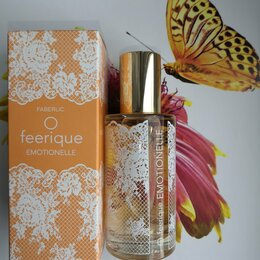 Парфюмерия - Парфюмерная вода для женщин O Feerique Emotionelle / Faberlic, 0