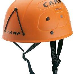 Каски - Каска альпинистская ROCK STAR оранжевый Camp, 0