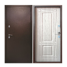 Входные двери - Входная дверь металлическая с терморазрывом…, 0