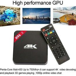ТВ-приставки и медиаплееры - Смарт ТВ приставка Smart TV Box H96-II 4K 2GB/16GB Amlogic S905X, 0