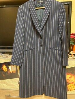 Пиджаки - Блейзер, летнее пальто, пиджак длинный , 0