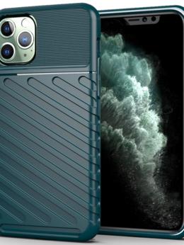 Чехлы - Чехол для iPhone 11 Pro Max цвет Green…, 0