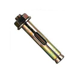 Анкерные болты - Анкерный болт с гайкой 10х60мм 50шт, 0
