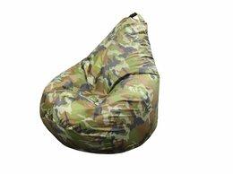 Кресла-мешки - Кресло мешок XL оксфорд камуфляж (130х90 см), 0
